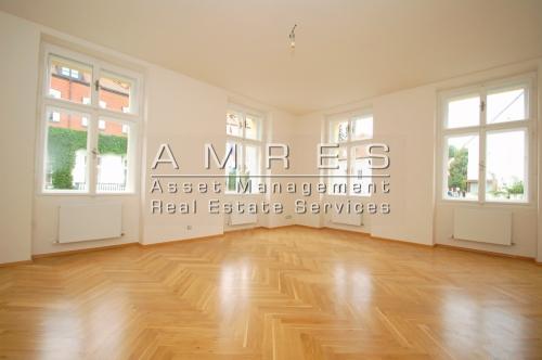 Luxusní byt 4+1, 129 m2, Praha 6, vedle parku Stromovka