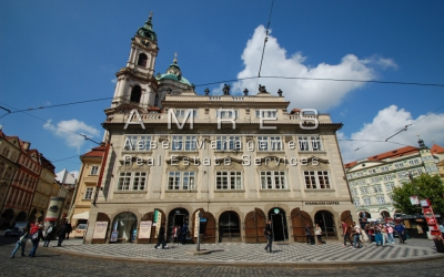 Office space 66 sq.m., Prague 1 - Mala Strana, Malostranske namesti