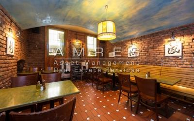 Stylová restaurace na prodej, 230 m2, Praha 3- Vinohrady, Nitranská ulice