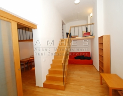 Apartment 2+kk, 77 m2, with a big garden (55 m2) Prague 2-Vinohrady, Manesova