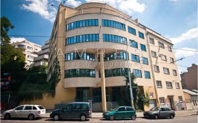Pronájem kancelářských prostor 357 m2, Praha 2- Vinohrady, Bělehradská