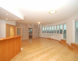 Pronájem bytu 3+kk, 135 m2 s terasou 50 m2, Praha 2-Vinohrady, Bělehradská