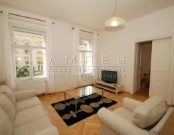 Furnished apartment 3+1, 106 m2, Prague 2- Vinohrady, Manesova