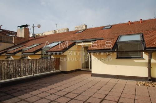 Spacious office premises, 134 m2, Prague 1, Nové Město, Zlatnická