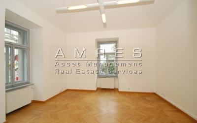 Rent of an office space, 89 m2, Prague 1 Nove Mesto, Mezibranska
