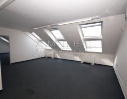 Very nice, attic office space, 90 sqm, Praha 2- Vinohrady, Belgická