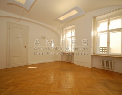 Hezké kanceláře, 126 m2, Praha 1 - Nové Město, Růžová