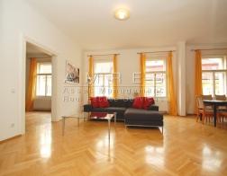Very nice apartment 2+kk, 88 sq.m., Prague 2 Vinohrady, Manesova