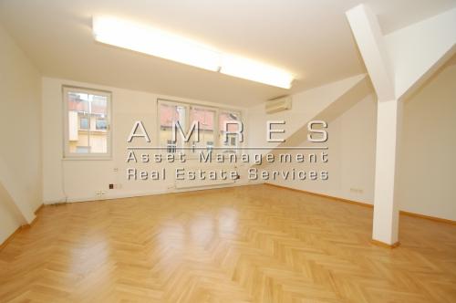Pronájem kancelářských prostor, 187 m2, Praha 2- Vinohrady