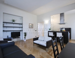 Breathtaking apartment 2+kk, 67 sqm., next to the Old Town square