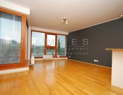 River view apartment 2+kk, 59 m2, Prague 7 - Holesovice, Varhulikove