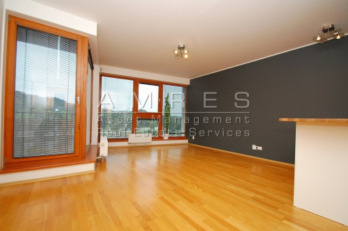River view apartment 2+kk, 59 m2, Prague 7 - Holesovice, Varhulikove