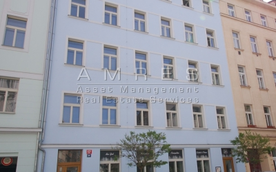 Cozy, refurbished flat 2+1, 65 m2, nearby náměstí Míru, Prague 2- Vinohrady