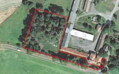 Stavební pozemek, 10.398 m2 - Nový Čestín