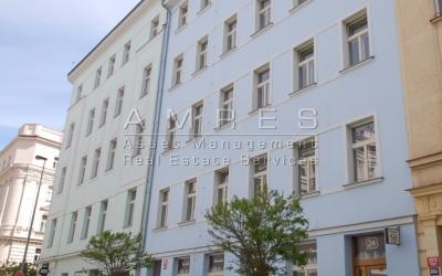 New flat 2+1, 65 m2, nearby náměstí Míru, Prague 2- Vinohrady