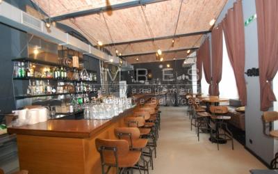 Bar for rent, 189 m2, Belgická street, Prague 2- Vinohrady
