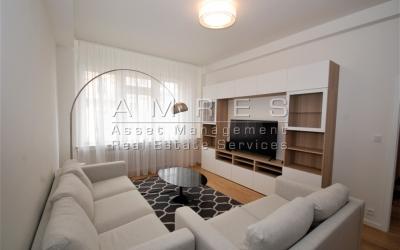 New, furnished apartment 2+kk, 57 m2, Praha 2- Vinohrady