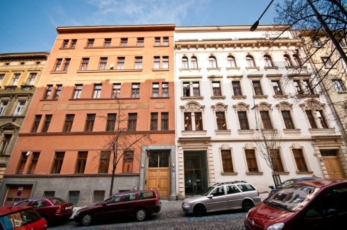 Office space 55,3 sq.m., Prague 2 - Vinohrady, Zahrebska