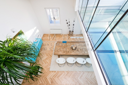 Luxurious apartment 5+kk, 260 sq.m., Prague 2 Vinohrady, Zahrebska